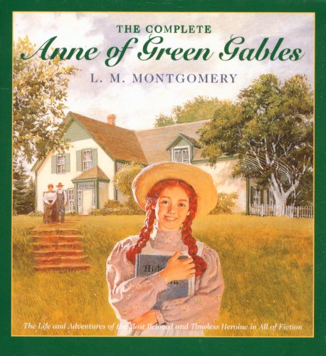 Anne of Green Gables, Complete 8-Book Box Set: Anne of Green Gables; Anne of the Island; Anne of Avonlea; Anne of Windy