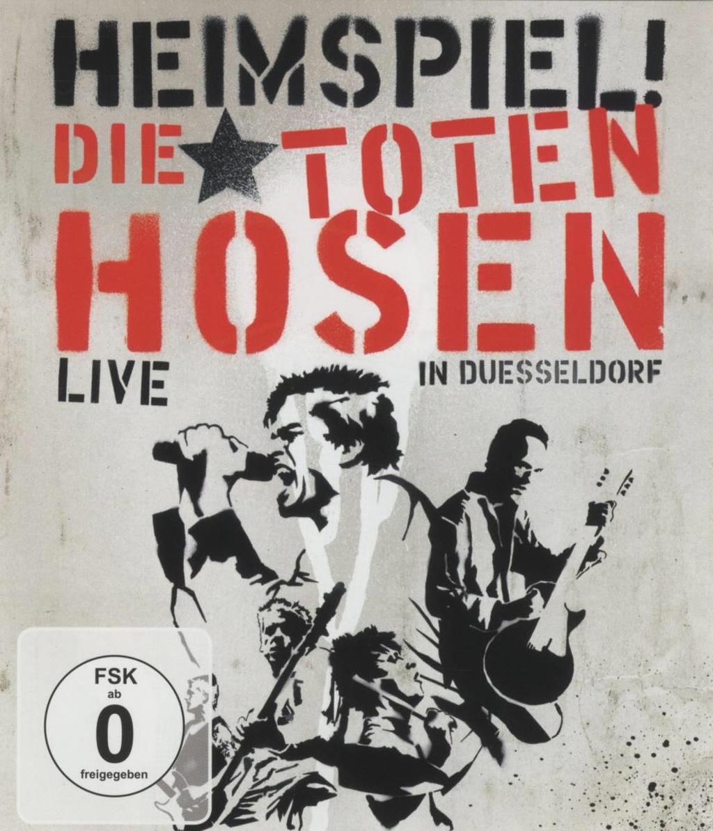 Die Toten Hosen - Heimspiel - DTH Live in Düsseldorf