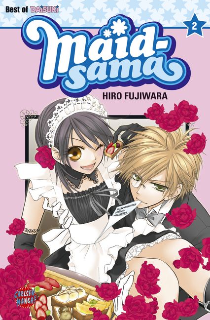 Maid-sama 02: BD 2 - Hiro Fujiwara