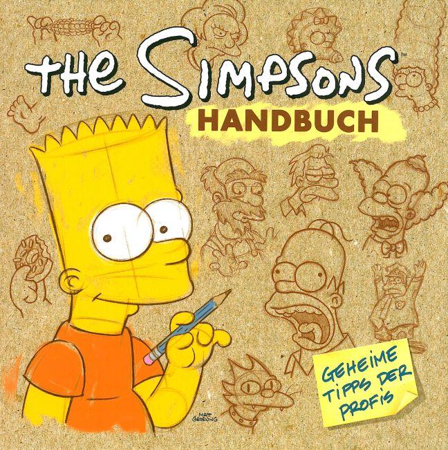 Simpsons Handbuch: Bd 1 - Matt Groening