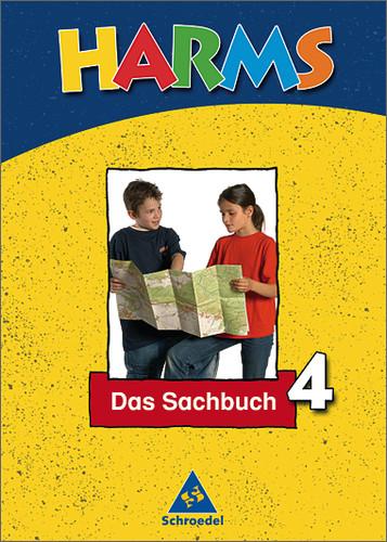 HARMS Arbeitsmappe - Ausgabe 2004: Harms 4. Schülerband. Berlin, Brandenburg, Mecklenburg-Vorpommern - Dieter Kraft