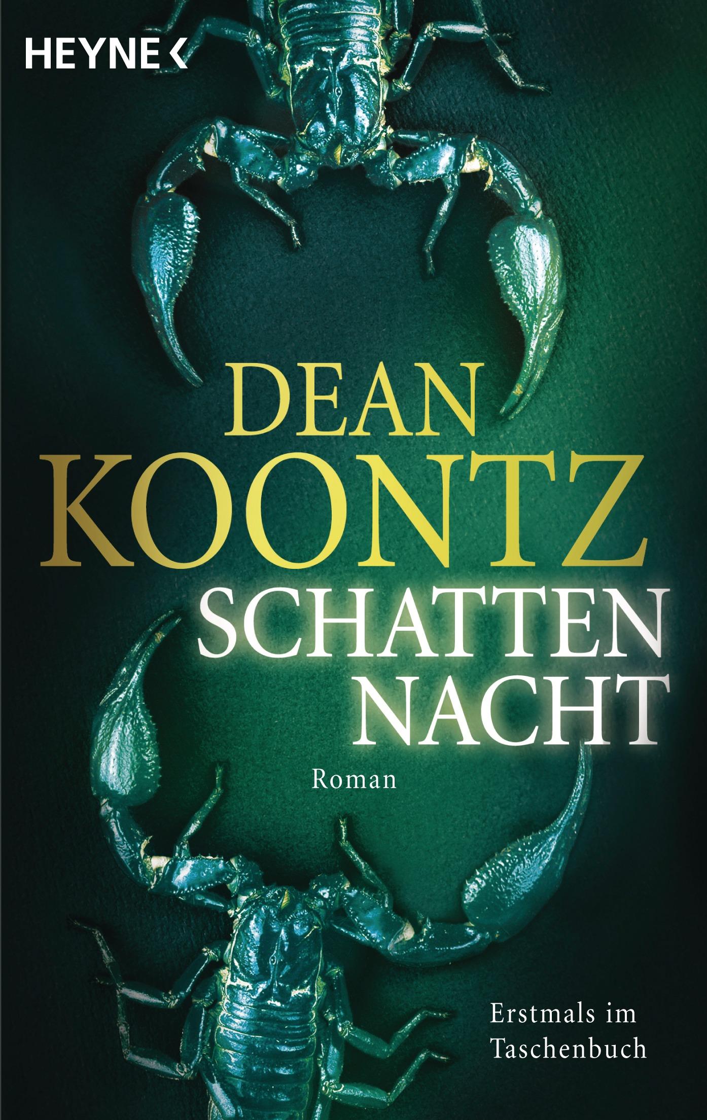 Schattennacht: Odd Thomas - Band 3 - Dean Koontz [Taschenbuch]