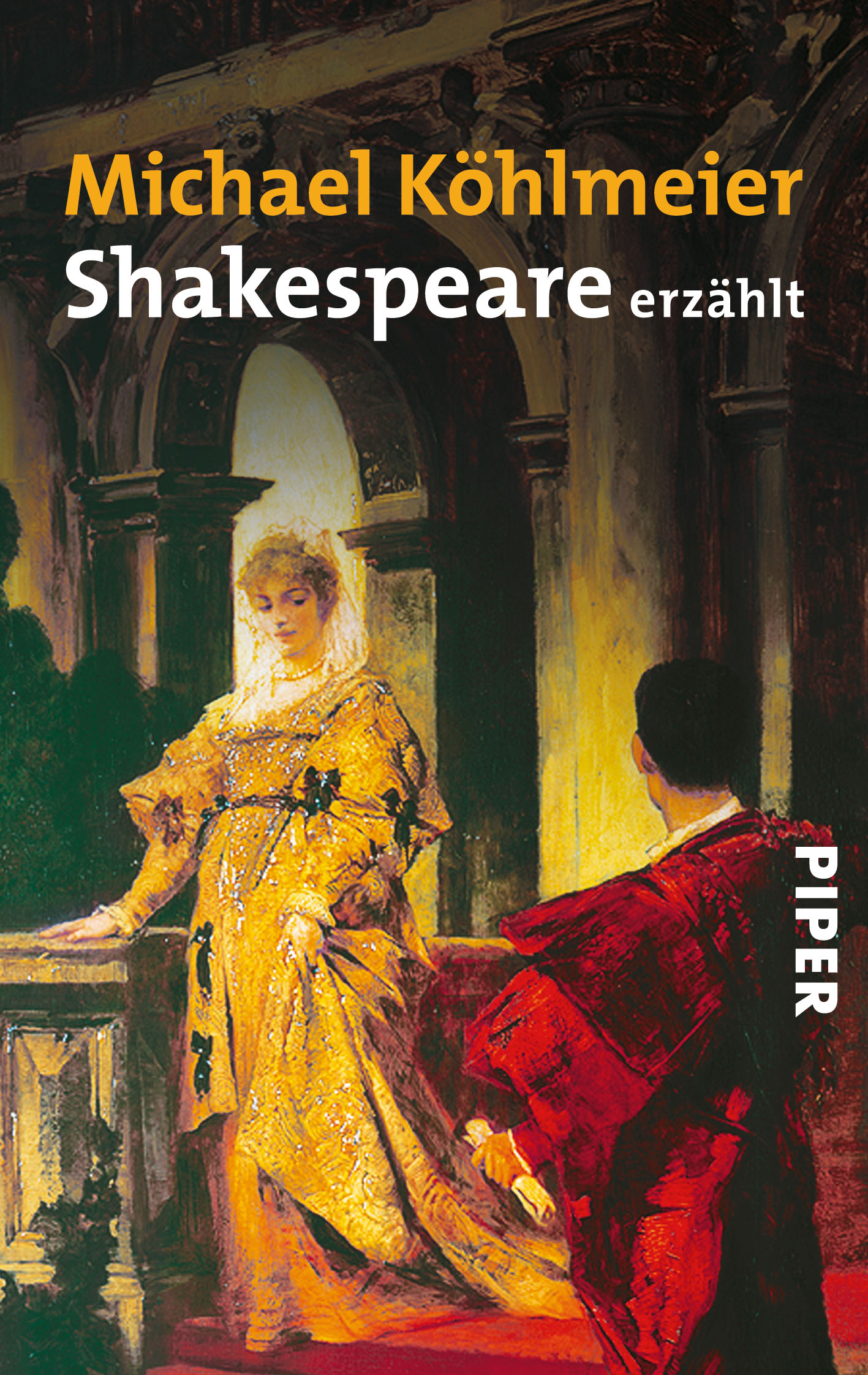 Shakespeare neu erzählt - Michael Köhlmeier