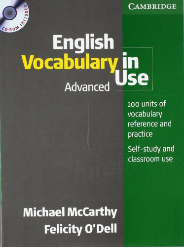 English Vocabulary in Use. Advanced. Book and C...