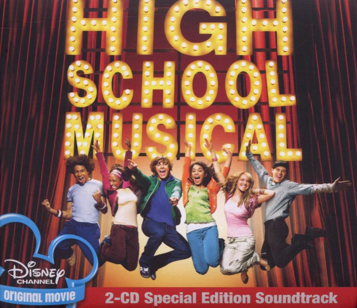 High School Musical (Deluxe [Soundtrack]