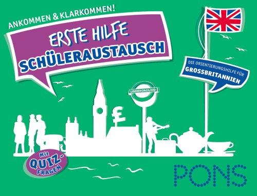 PONS Schüleraustausch-Wegbegleiter England. (Le...