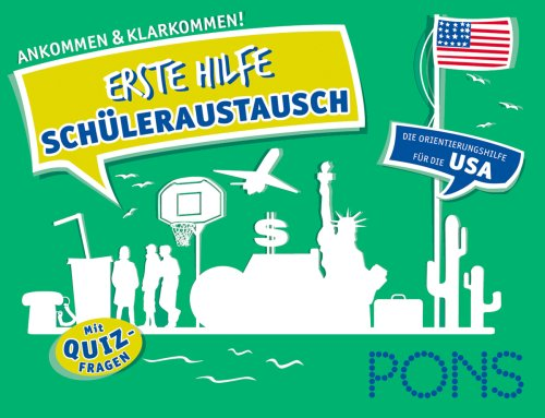 PONS Schüleraustausch-Wegbegleiter Amerika (USA)