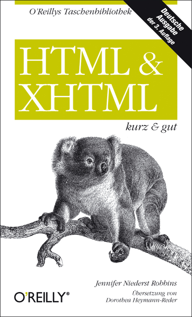 HTML & XHTML kurz & gut - Jennifer Niederst Rob...