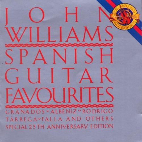 John Williams - Spanish Guitar Favorites [UK-Im...