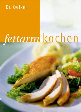 Fettarm kochen - Oetker
