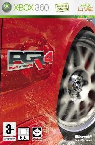 PGR - Project Gotham Racing 4 [Internationale Version]