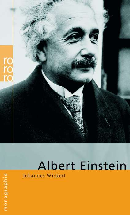 Einstein, Albert - Johannes Wickert