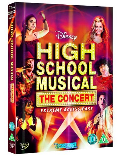 High School Musical - The Concert - Extreme Acc...