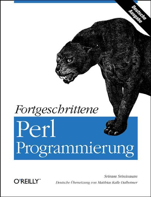 Fortgeschrittene Perl-Programmierung - Sriram S...
