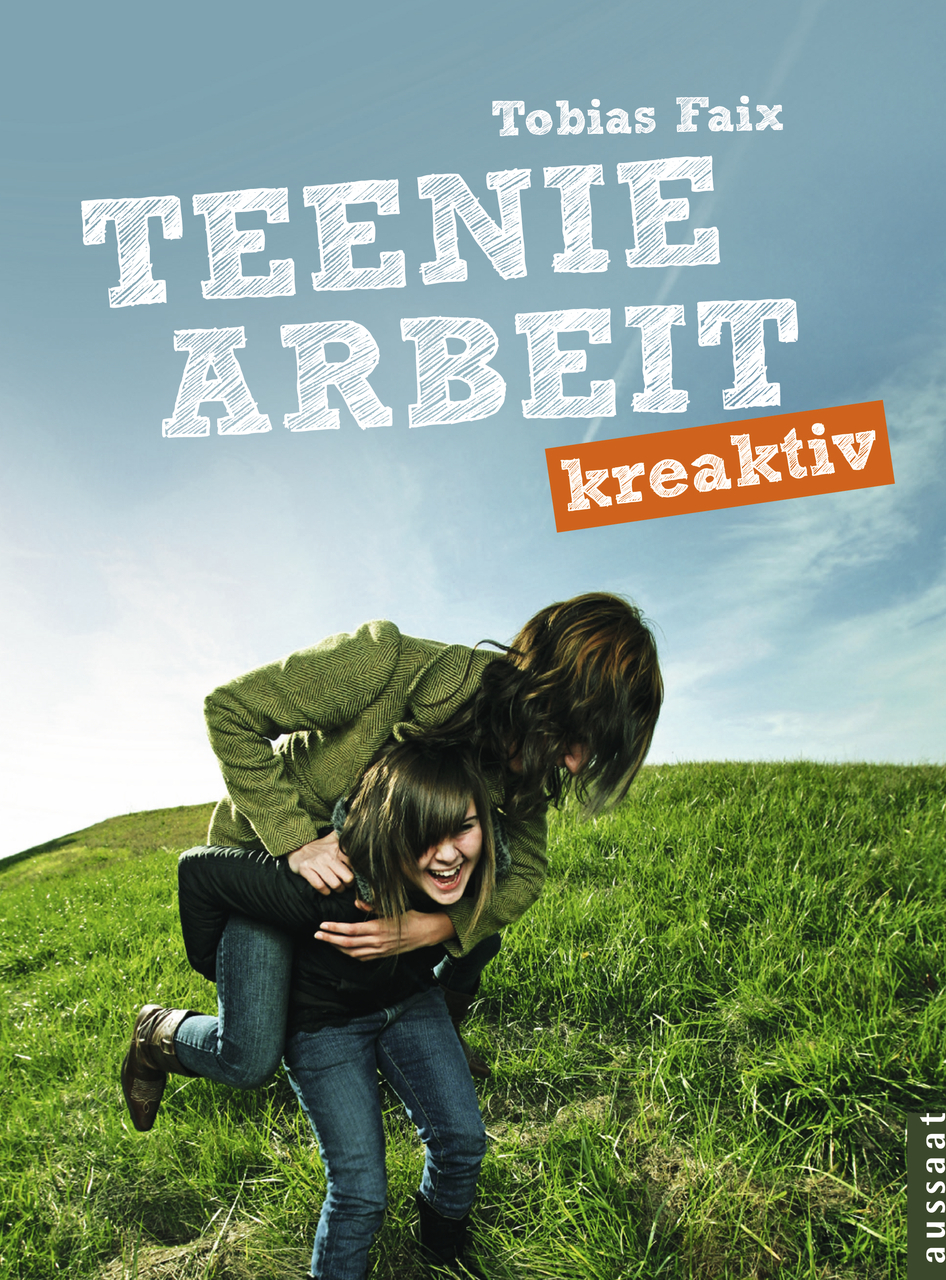 Teeniearbeit kreaktiv - Tobias Faix