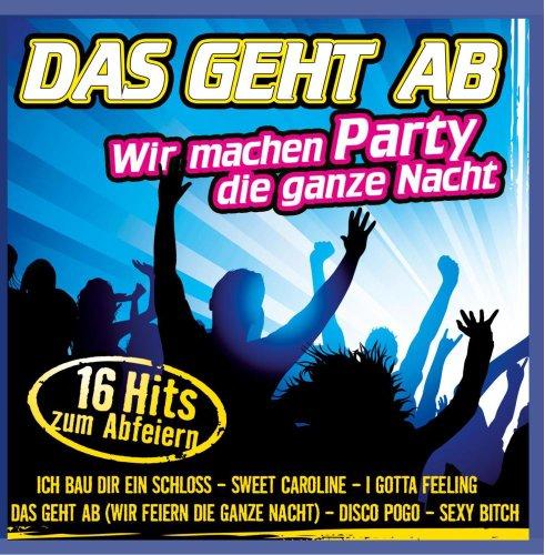 Various - Das geht ab (Wir machen Party die gan...