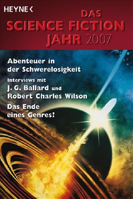 Das Science Fiction Jahr 2007.