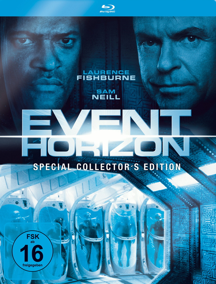 Event Horizon (limited Steelbook Edition)