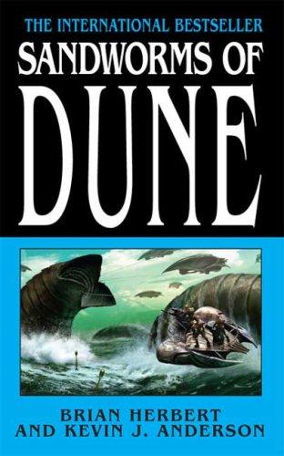 Sandworms of Dune - Brian Herbert