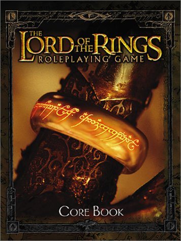 The Lord of the Rings RPG Core Book - Steven S....