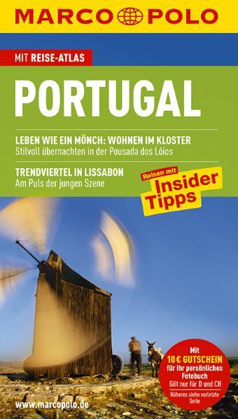 MARCO POLO Reiseführer Portugal: Reisen mit Ins...