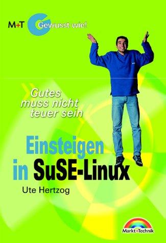Einsteigen in SuSE-Linux
