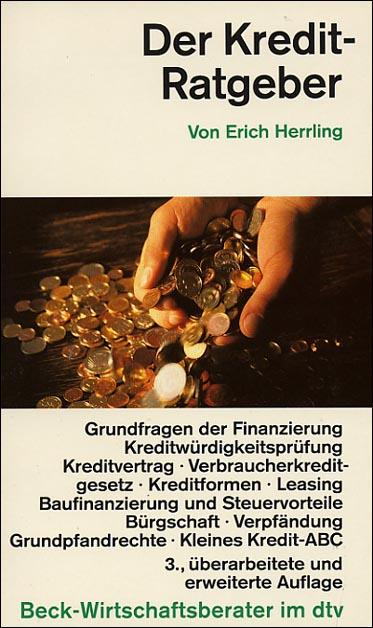Kredit-Ratgeber - Erich Herrling