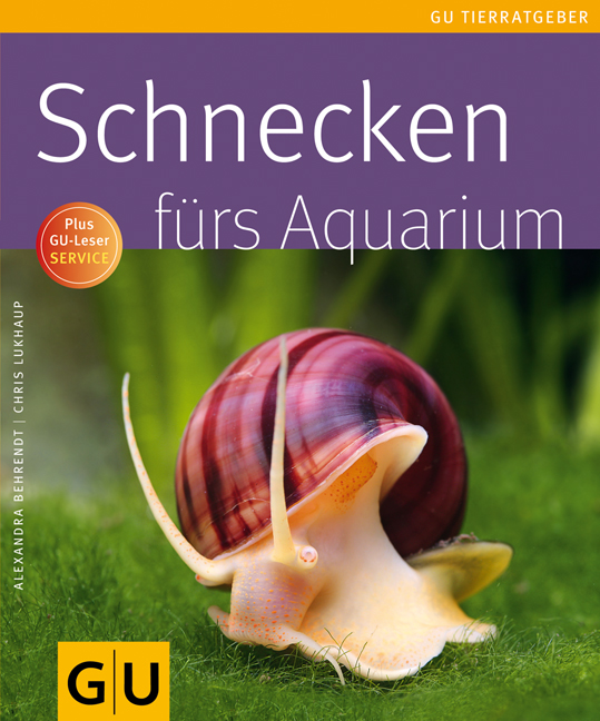 Schnecken fürs Aquarium - Chris Lukhaup