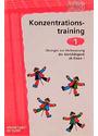 LÜK: Konzentrationstraining 1 - Übungen zur Verbesserung der Merkfähigkeit, ab Klasse 1 - Heiner Müller [Broschiert, Auflage 2006]