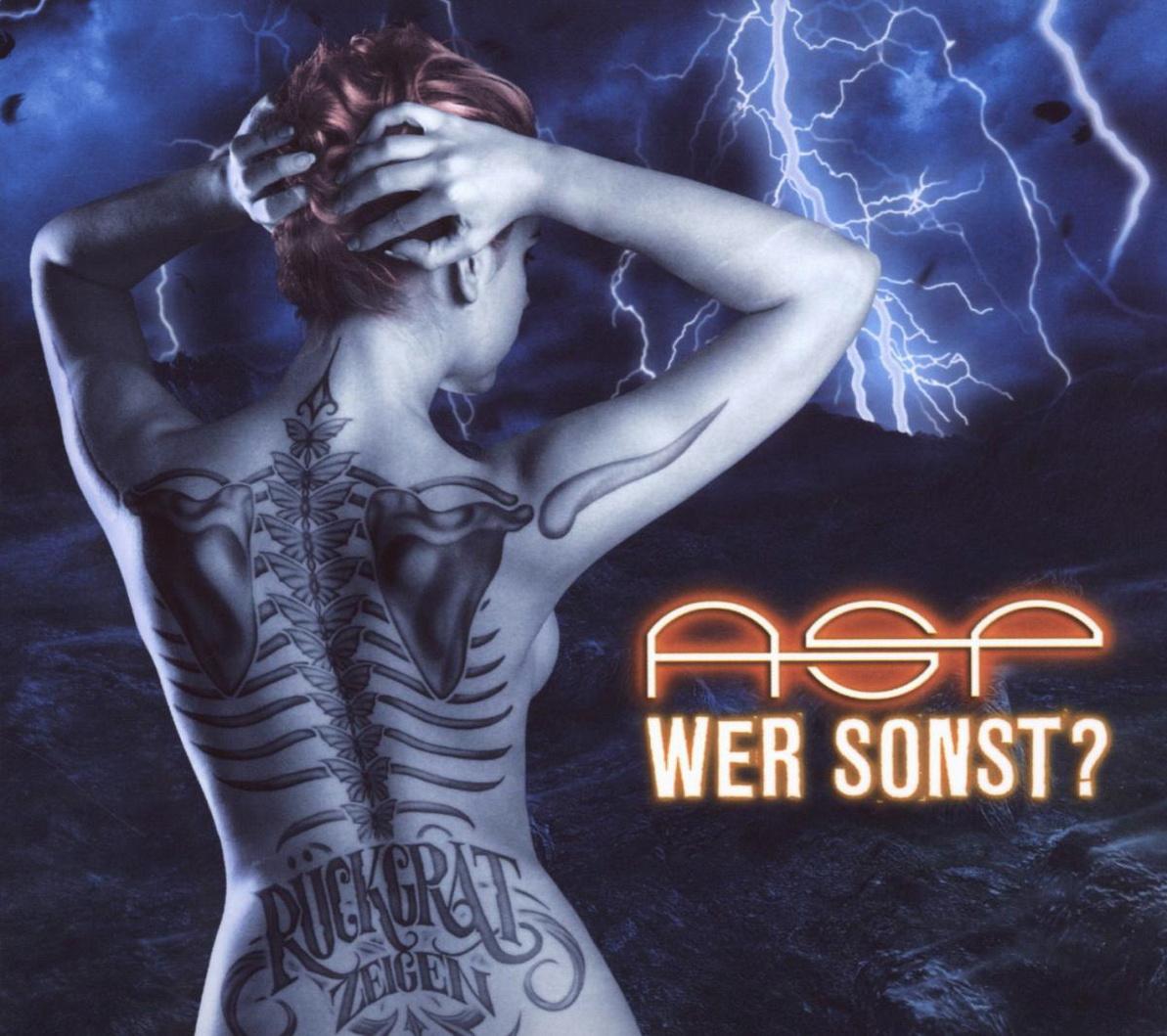 Asp - Wer Sonst?/im Märchenland (Double Feature Single