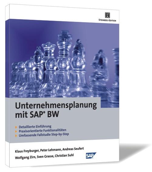 Unternehmensplanung mit SAP BW - Klaus Freyburger