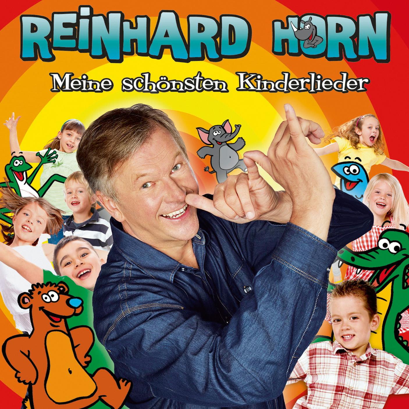 Reinhard Horn - Meine Schönsten Kinderlieder