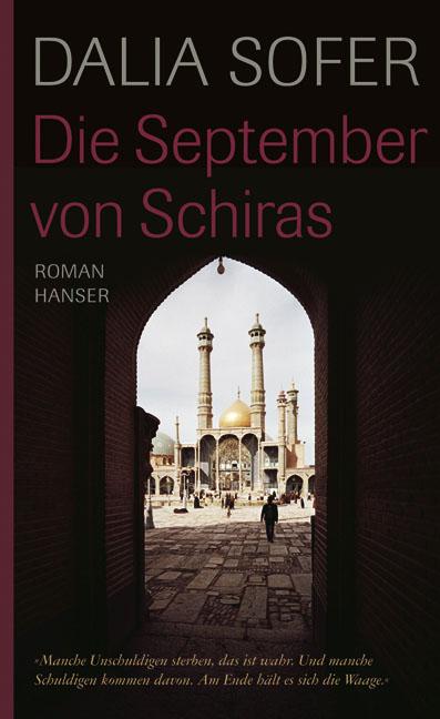 Die September von Schiras - Dalia Sofer