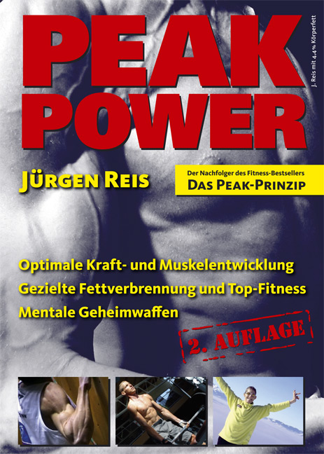 Peak Power. Optimale Kraft- und Muskelentwicklu...