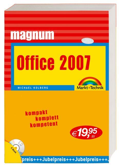 Office 2007 Magnum: Kompakt, komplett, kompeten...
