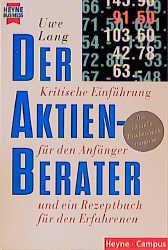 Der Aktien- Berater - Uwe Lang