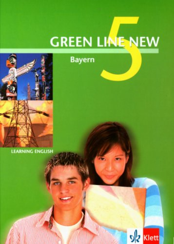 Green Line New 5: Bayern - Learning English - Stephanie Ashford [Gebundene Ausgabe]