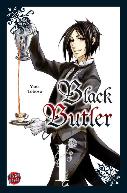 Black Butler, Band 1 - Yana Toboso