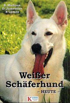 Weißer Schäferhund heute - Benedicte Michoux