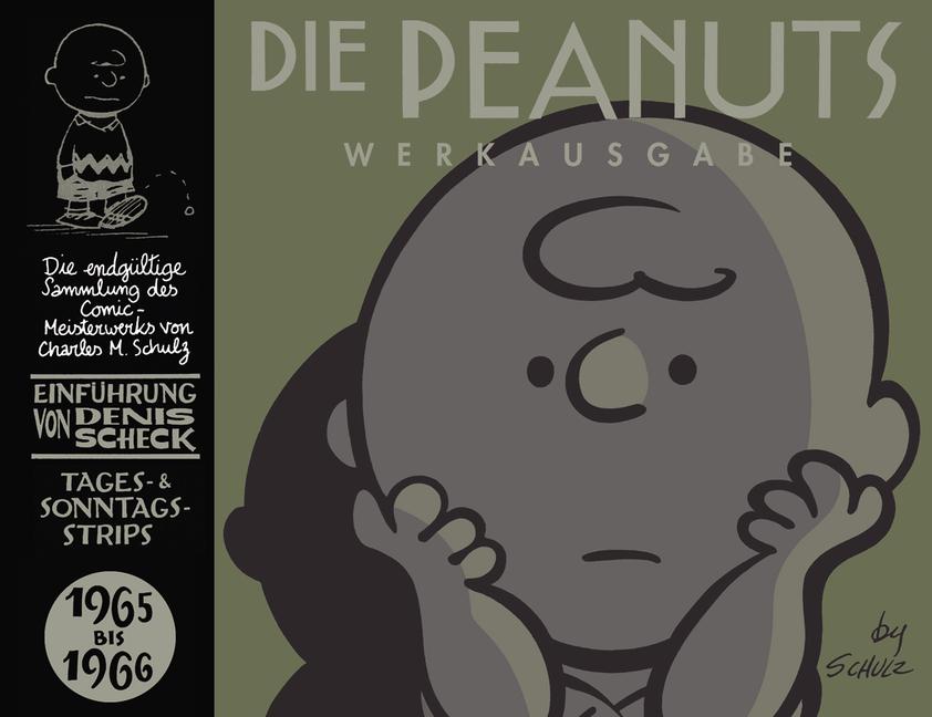 Peanuts Werkausgabe, Band 8: 1965-1966: Die endgültige sammlung des Comic-Meisterwerks / Einführung von Denis Scheck / T