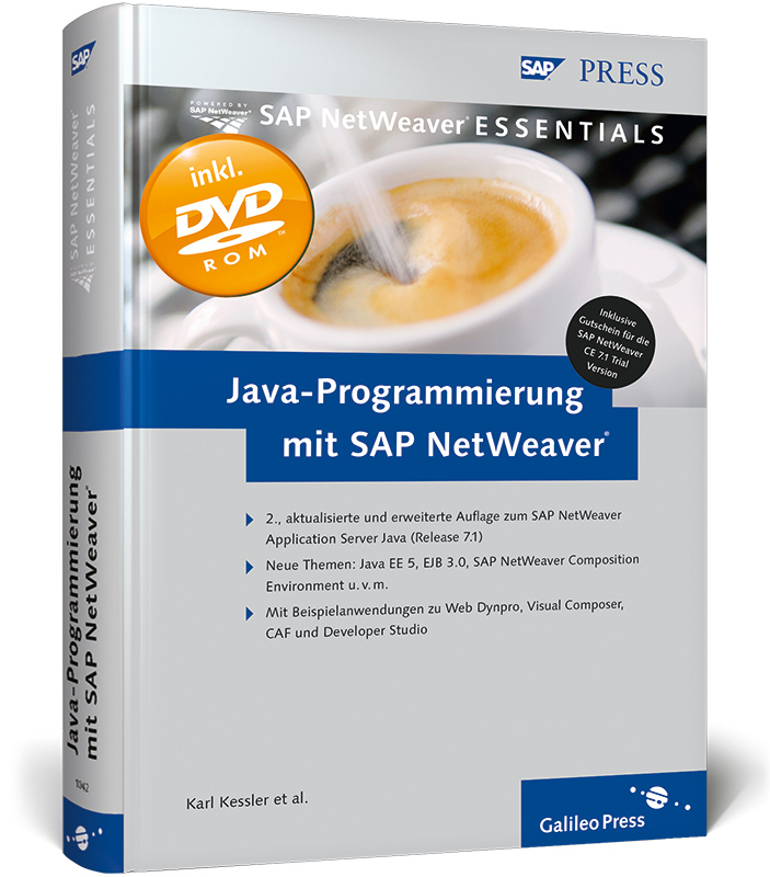 Java-Programmierung mit SAP NetWeaver (SAP PRES...