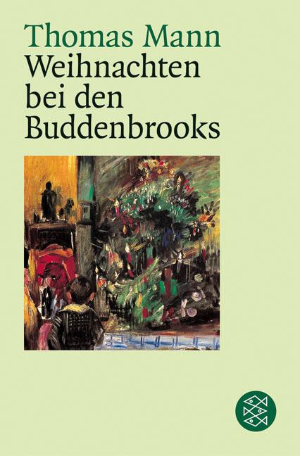 Weihnachten bei den Buddenbrooks. Großdruck: Mit den Rezepten des Weihnachtsmenüs - Thomas Mann