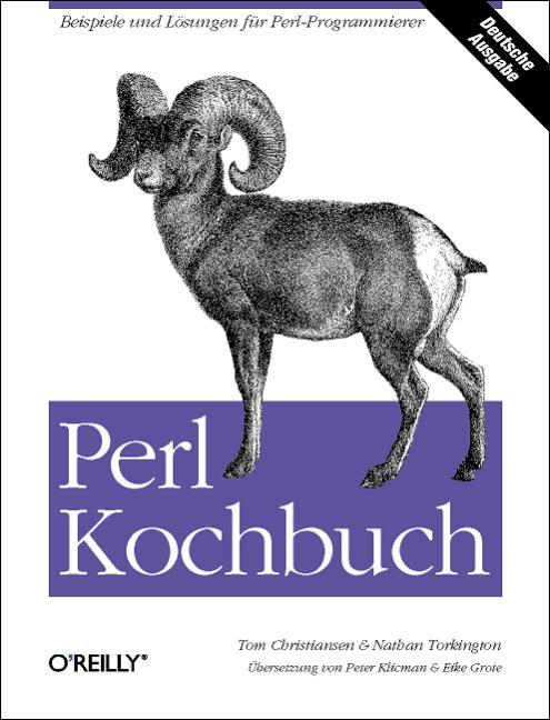 Perl Kochbuch. Beispiele und Lösungen für Perl-...