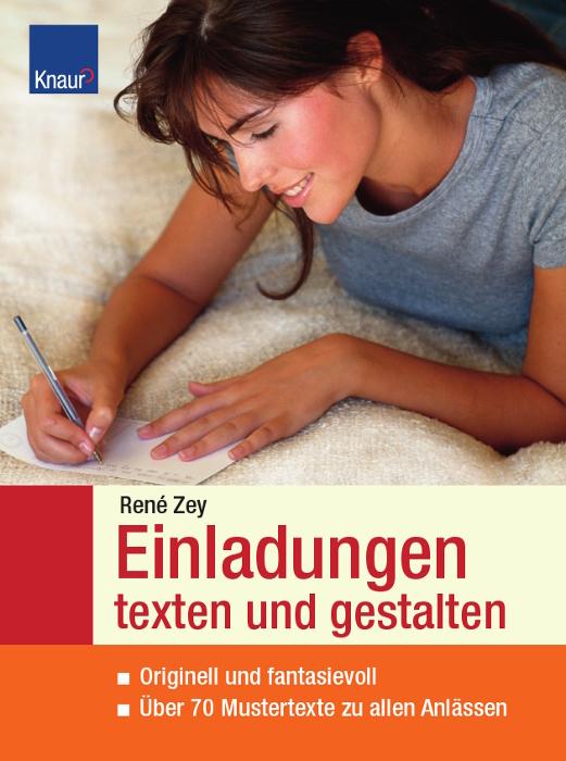 Einladungen texten und gestalten: Originell und...
