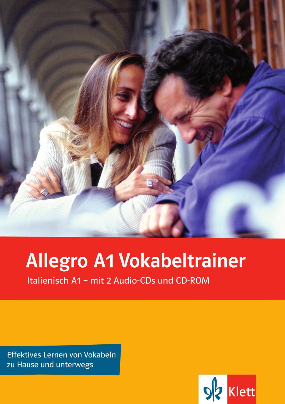 Allegro, Neue Ausgabe : Vokabeltrainer A1, m. 2...