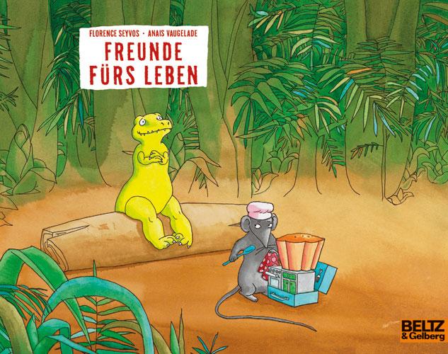 Freunde fürs Leben - Florence Seyvos