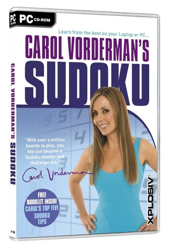 Carol Vorderman´s Sudoku [Internationale Version]
