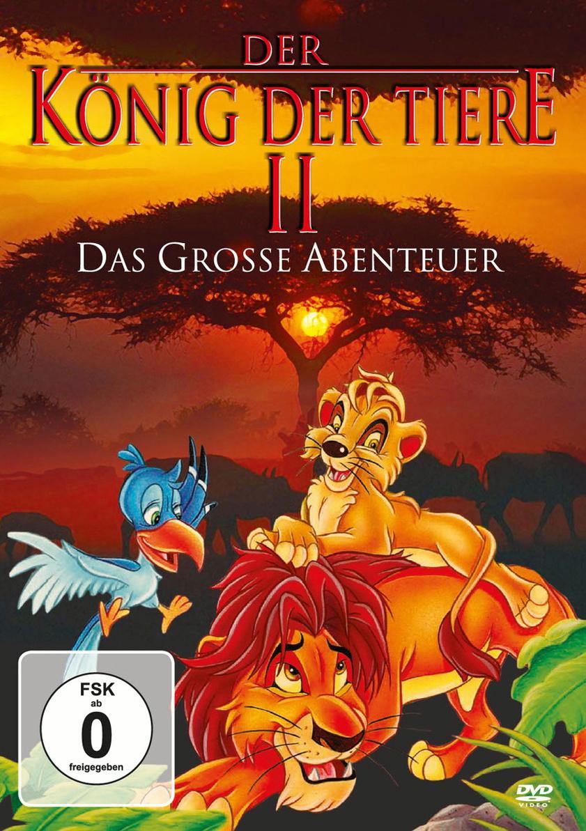 Der König der Tiere II