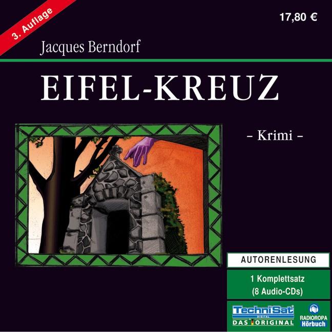 Eifel-Kreuz: Ein Siggi-Baumeister-Krimi - Jacqu...