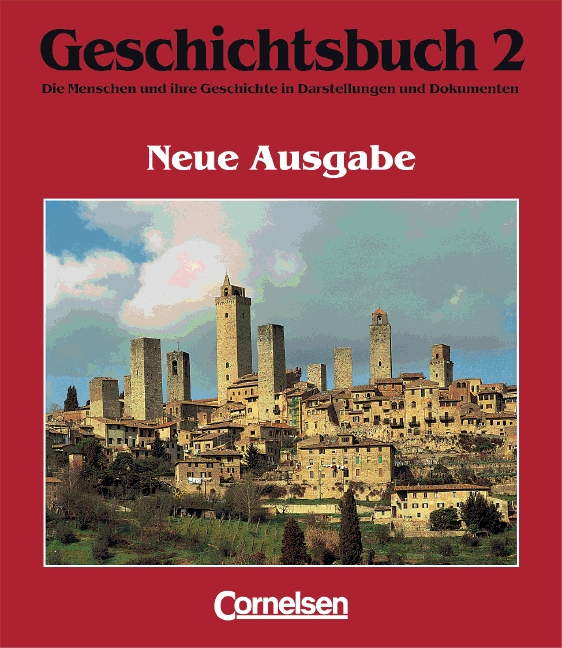 Geschichtsbuch, Die Menschen und ihre Geschicht...